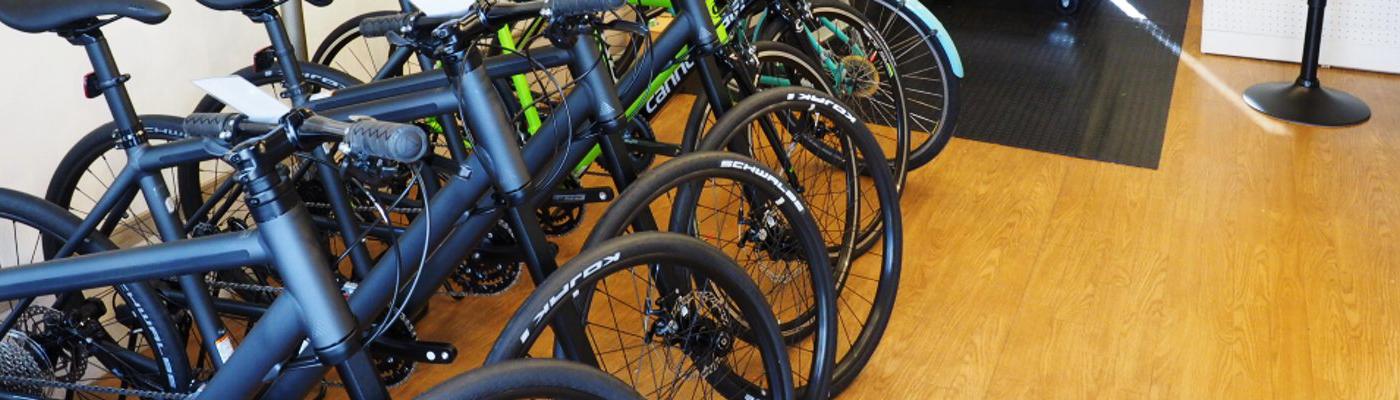 旗参自転車商店は品川区旗の台唯一のスポーツバイク専門店です。